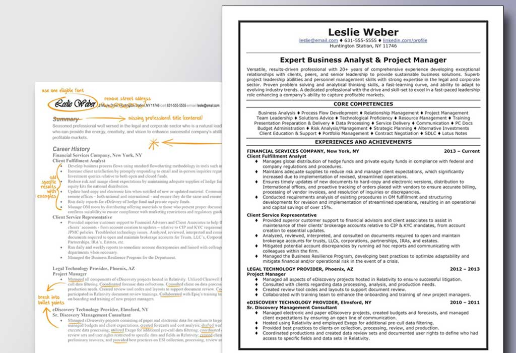 Resume writing experts reviews monster
