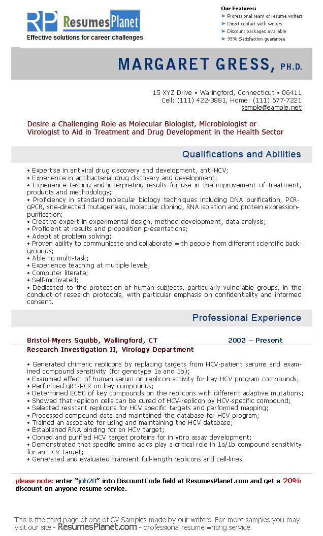 Best resumes planet reviews