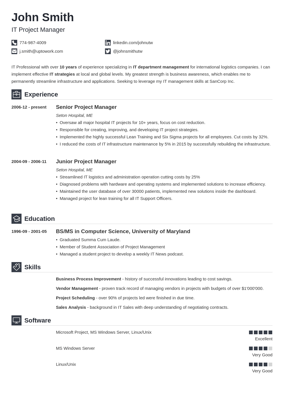 Write A Winning Resume The Best Resume Builders Amp Apps 2018